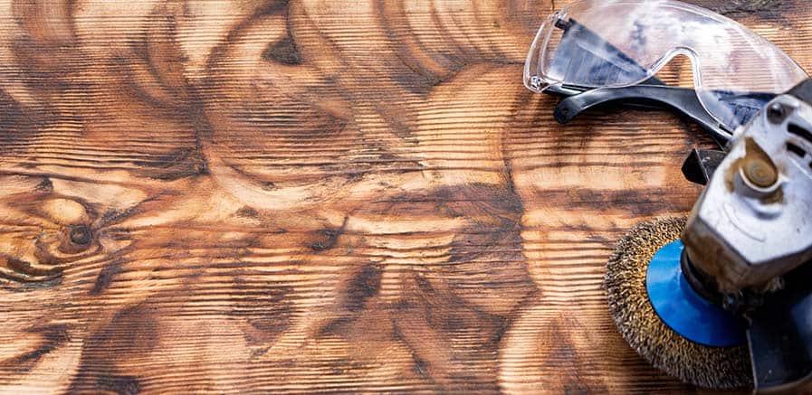 Trägolven blir som nya efter golvslipning