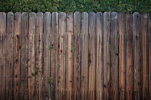 Staket i trä - den vanligaste typen av staket i Sverige