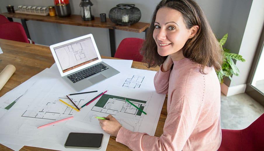 Välj rätt arkitekt i Stockholm när konstruktionsritningar önskas