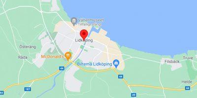 Snickare i Lidköping