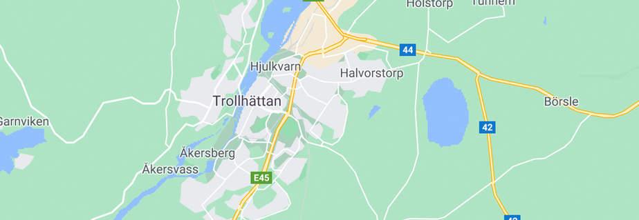 Snickare i Trollhättan